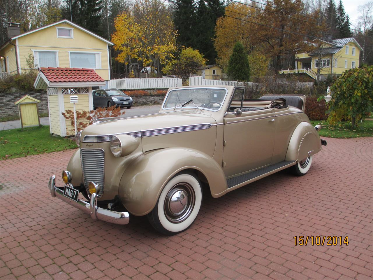1937 Chrysler Royal for sale in Helsinki, Vantaa – photo 8