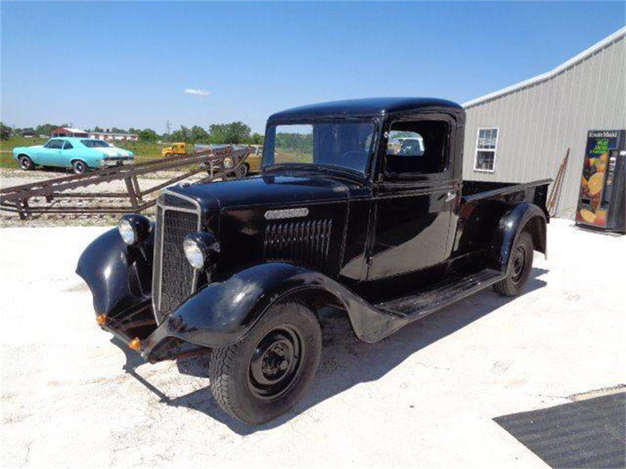 1936 International Pickup for sale in Staunton, IL – photo 2