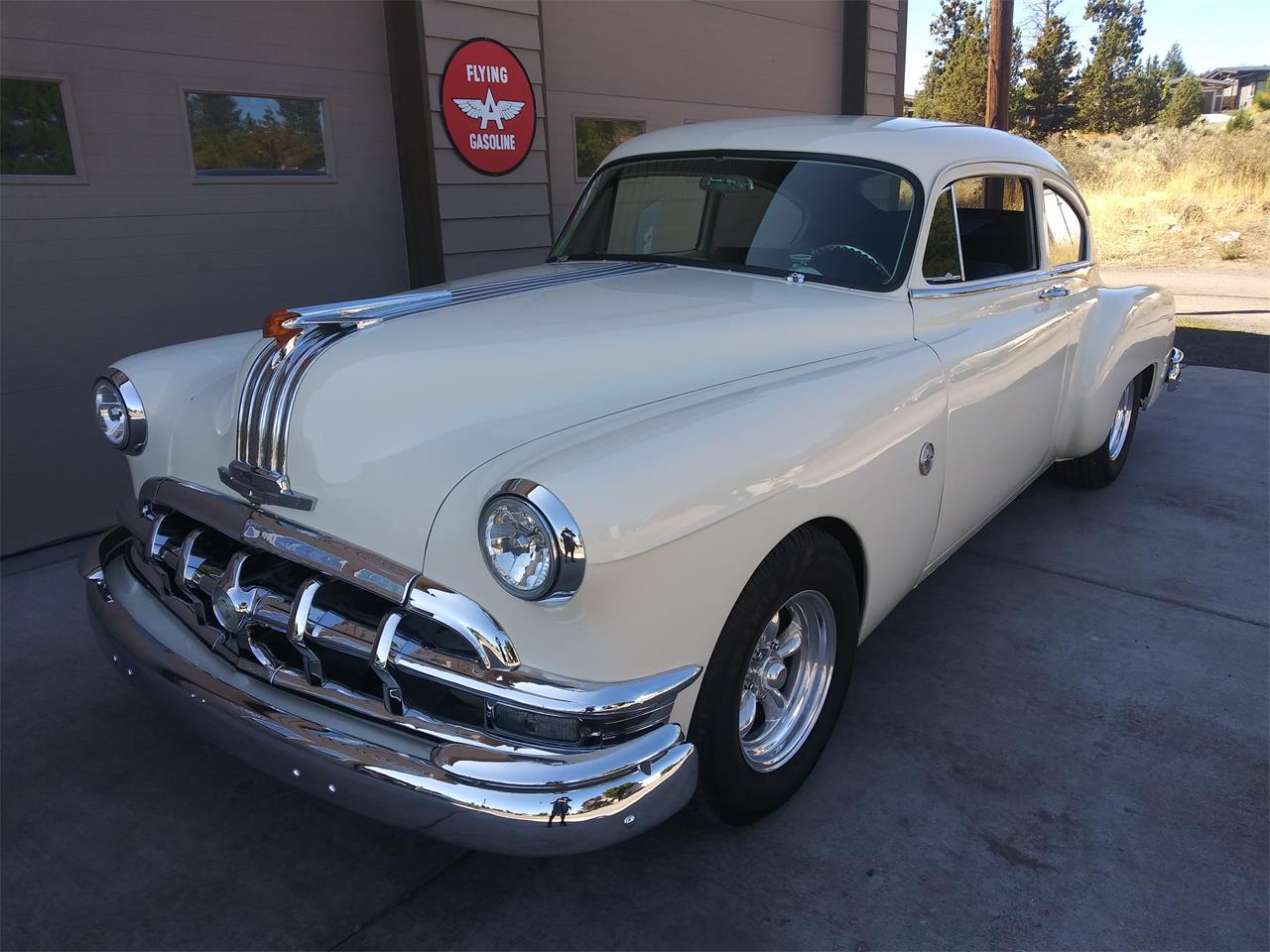 1950 Pontiac Chieftain For Sale In Bend Or Classiccarsbay Com