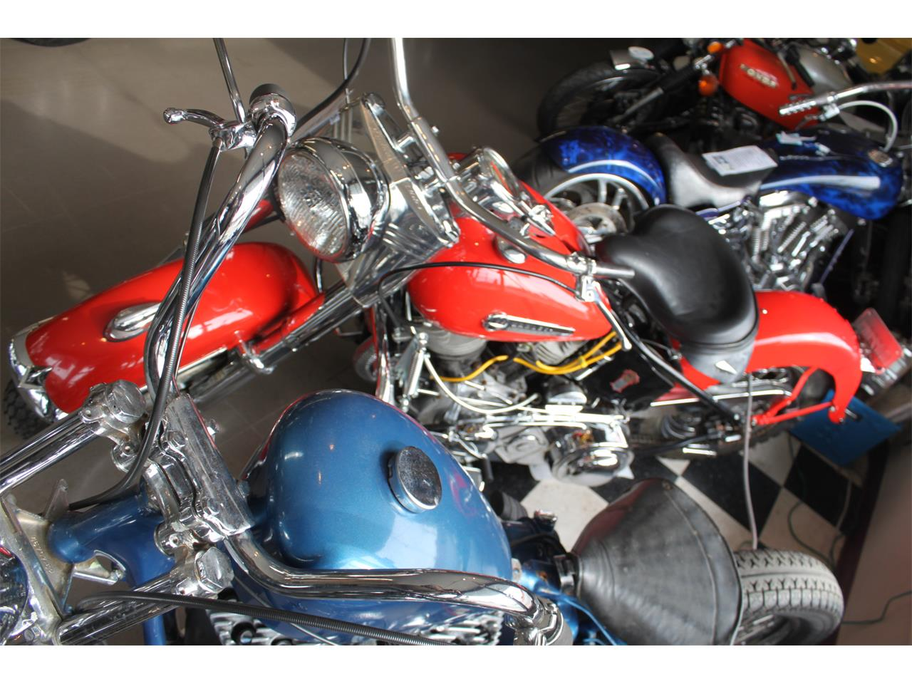 1950 Harley-Davidson Motorcycle for sale in Carnation, WA – photo 21