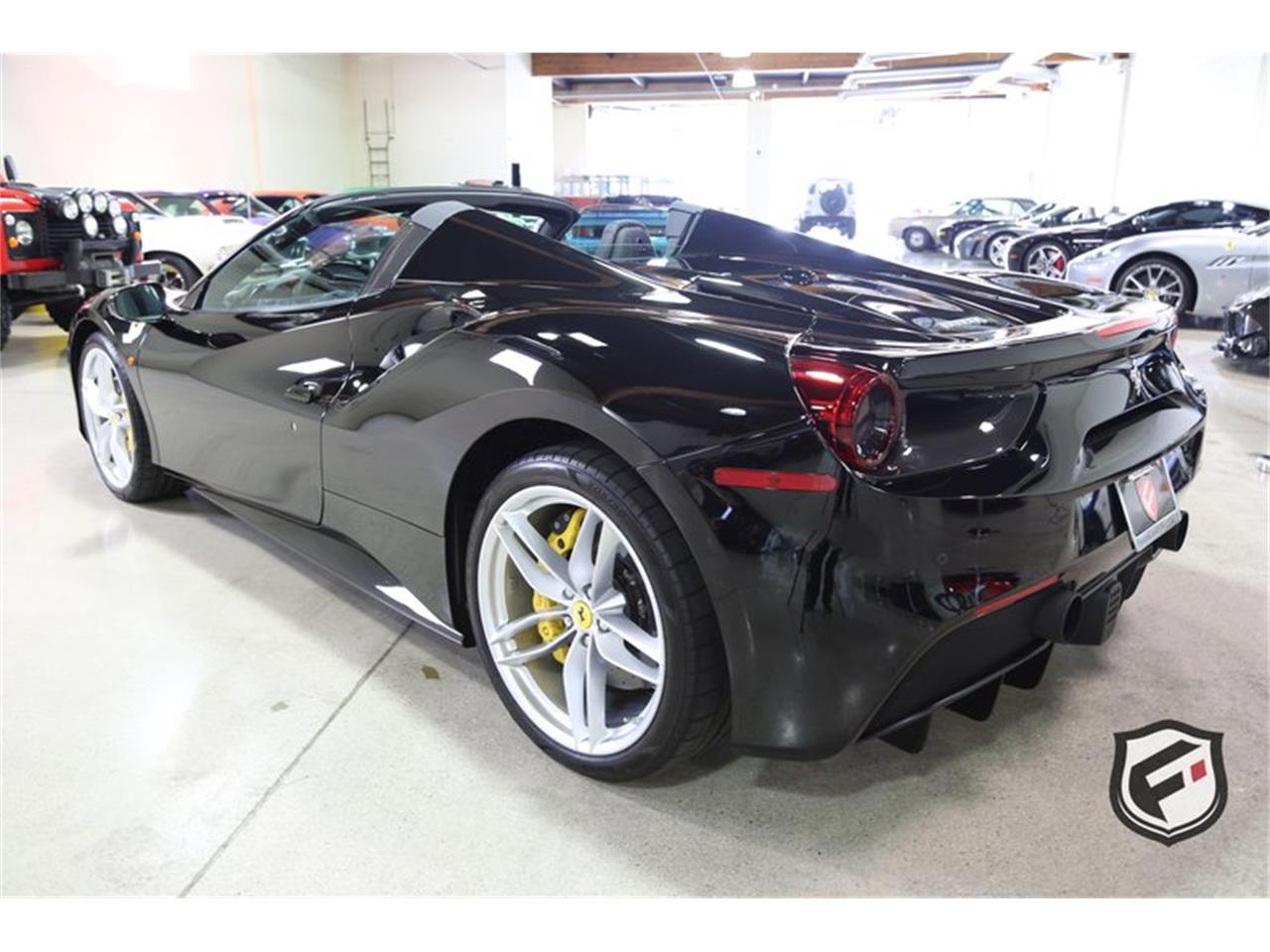 2017 Ferrari 488 for sale in Chatsworth, CA – photo 9