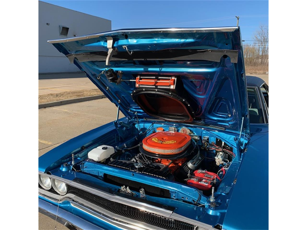 1970 Plymouth Road Runner For Sale In Fort Myers  Fl