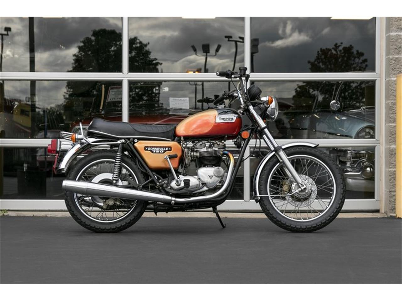 1979 Triumph Bonneville for sale in St. Charles, MO – photo 9