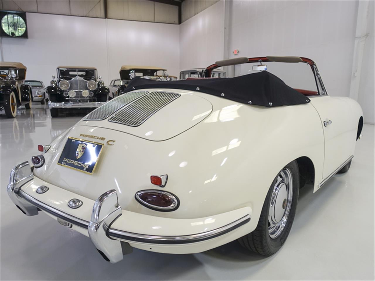 1965 Porsche 356C for sale in St. Louis, MO – photo 8