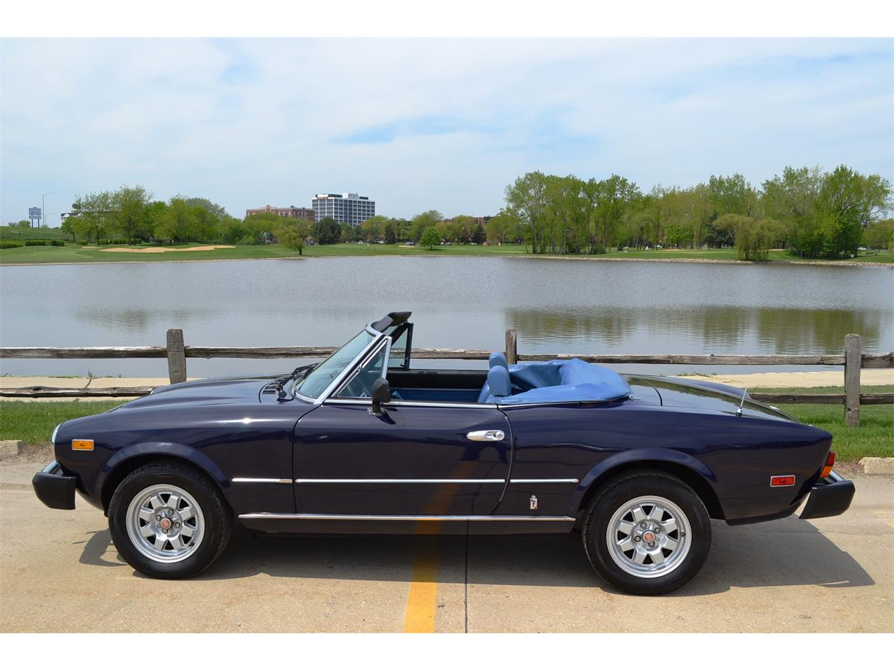 1981 Fiat Spider for sale in Barrington, IL – photo 7