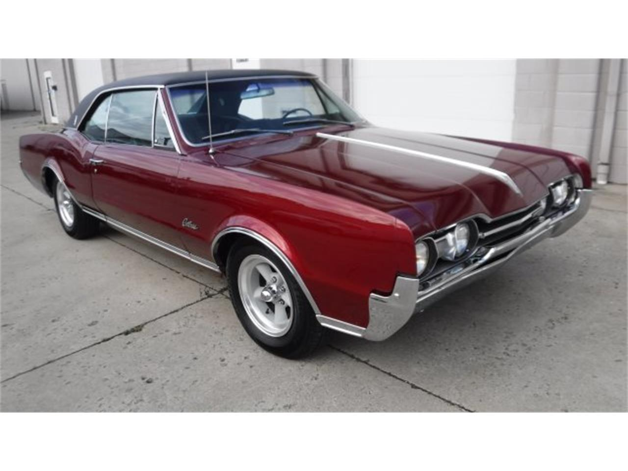 1967 Oldsmobile Cutlass for sale in Milford, OH – photo 25