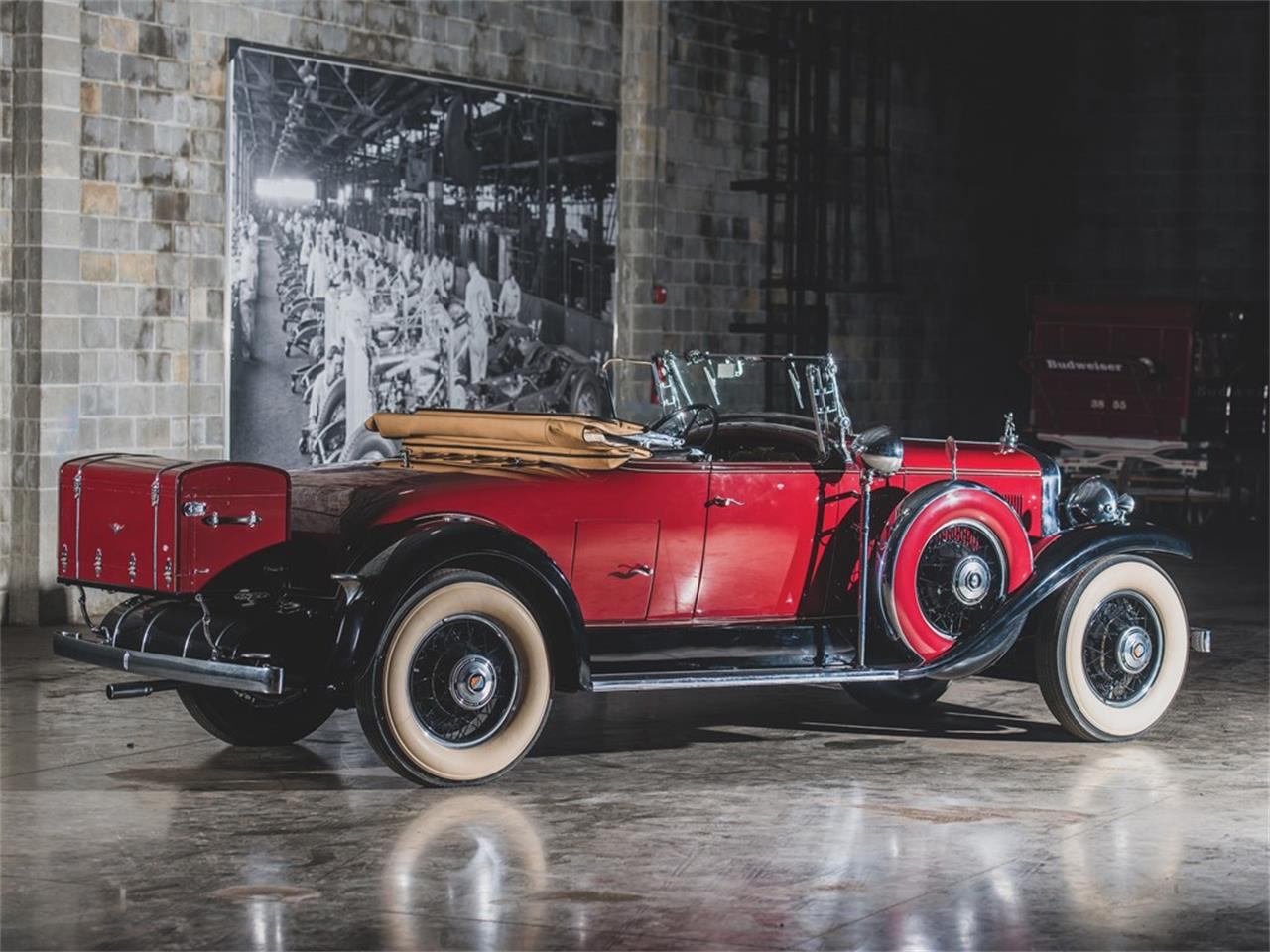 1931 LaSalle Roadster for sale in St Louis, MO – photo 2