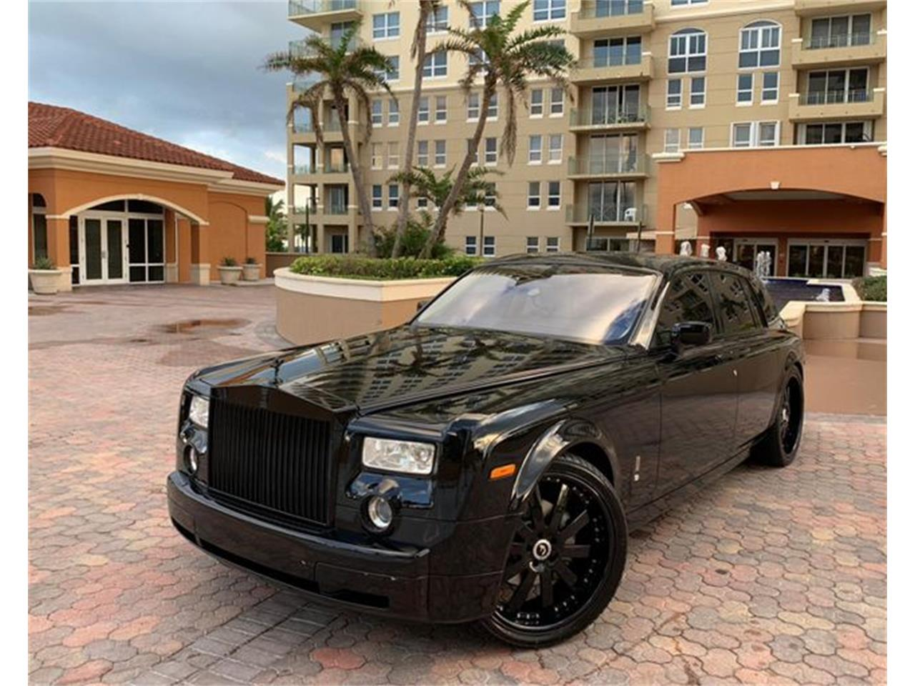 2006 Rolls-Royce Phantom for sale in Valley Park, MO – photo 76