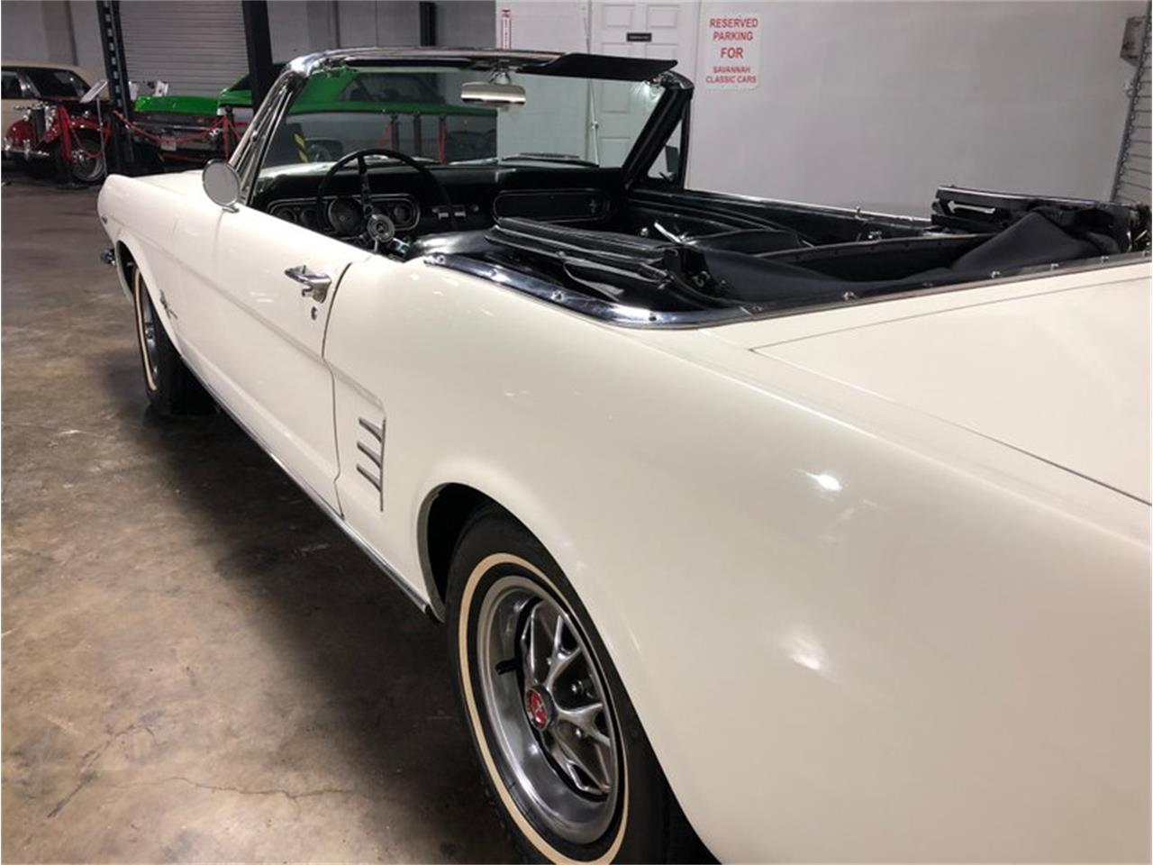1966 Ford Mustang for sale in Savannah, GA / ClassicCarsBay.com