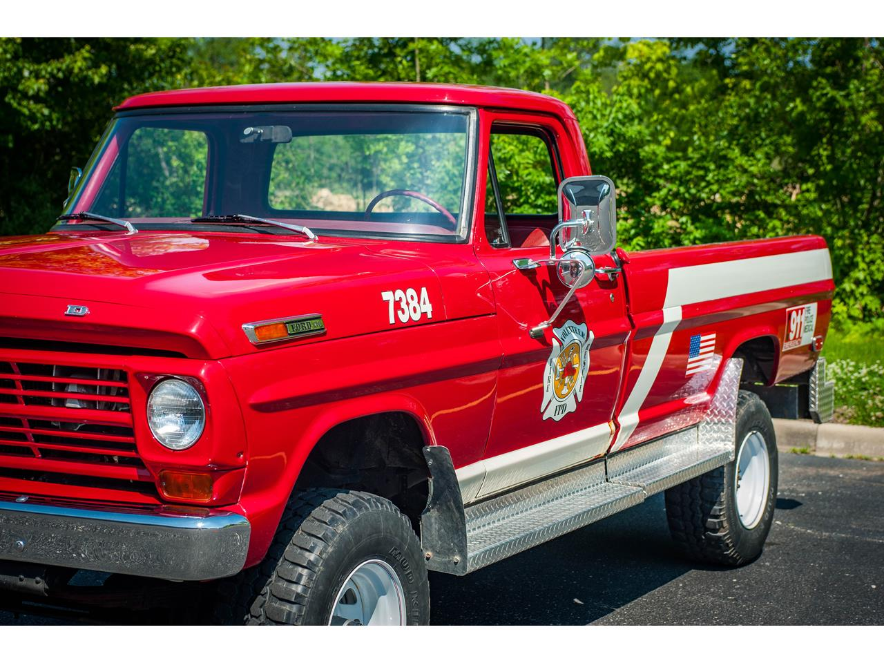 1968 Ford F250 for sale in O'Fallon, IL – photo 9