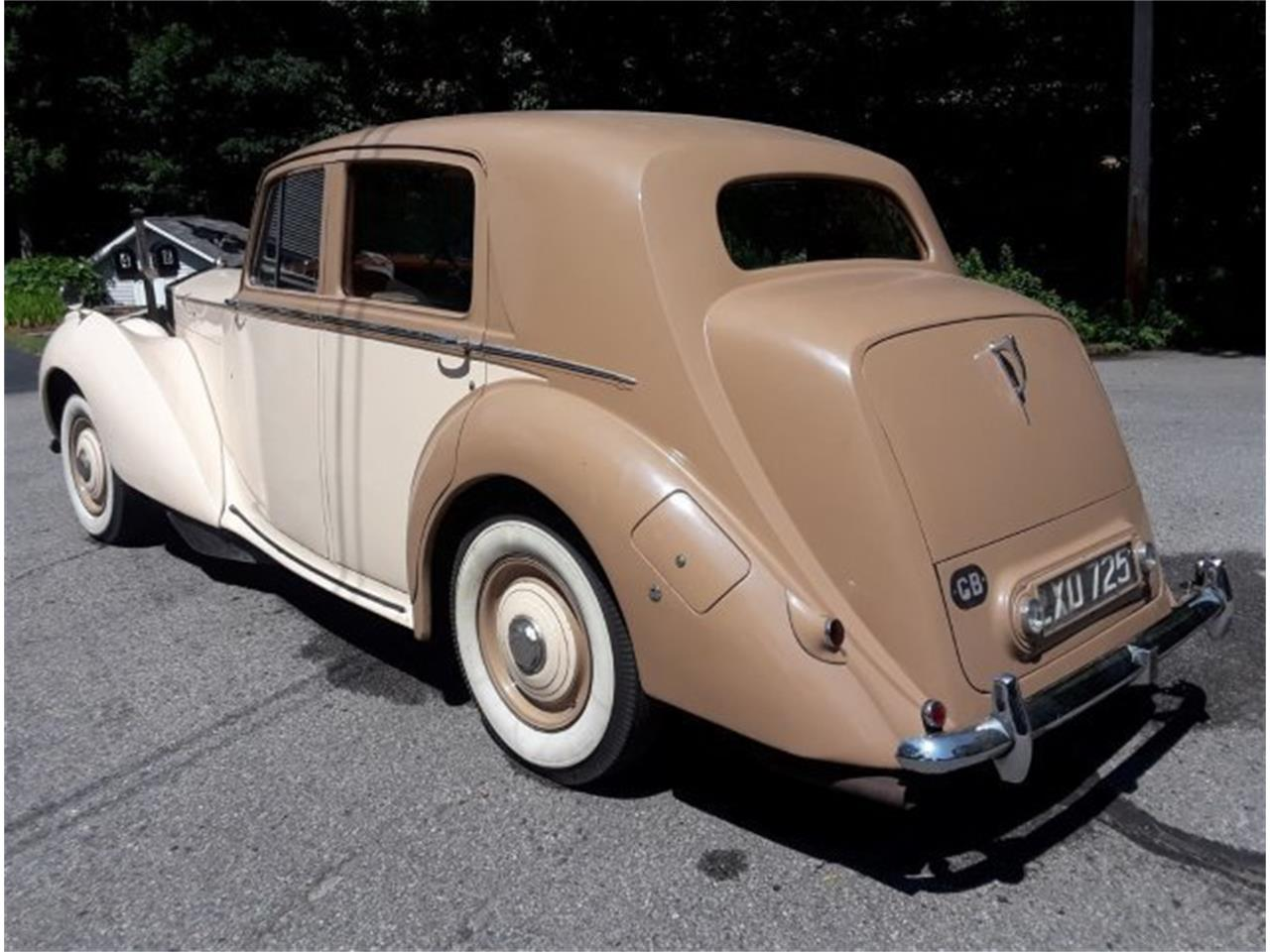1950 Bentley Mark VI for sale in Hanover, MA – photo 28