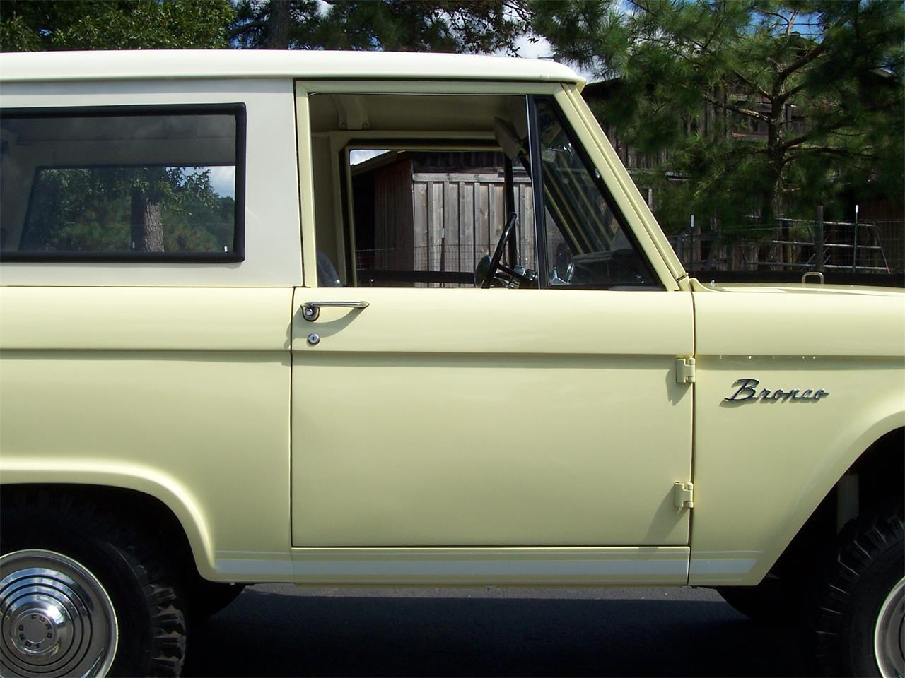 1966 Ford Bronco for sale in Alpharetta, GA – photo 9