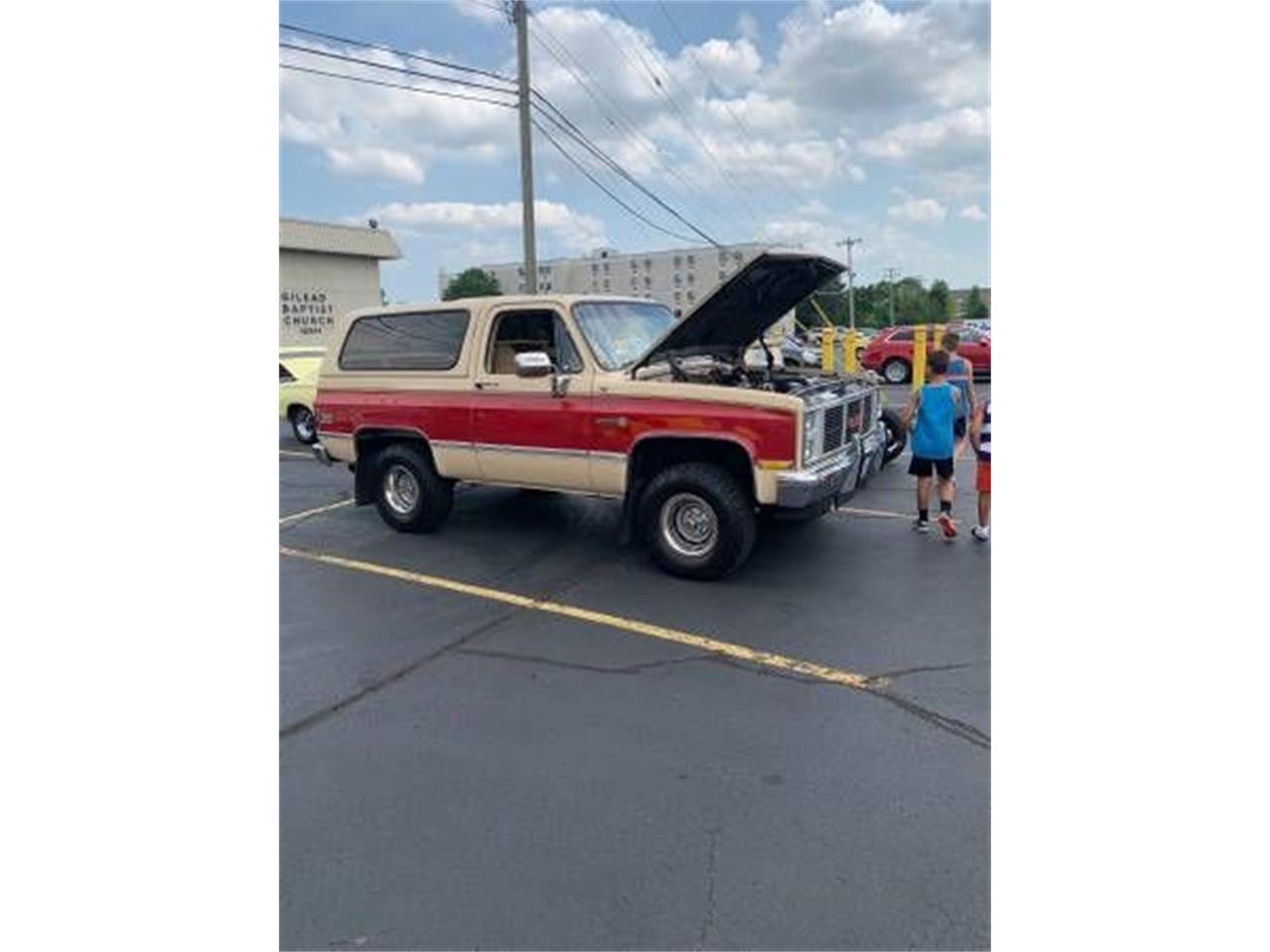 1987 GMC Jimmy for sale in Cadillac, MI – photo 2