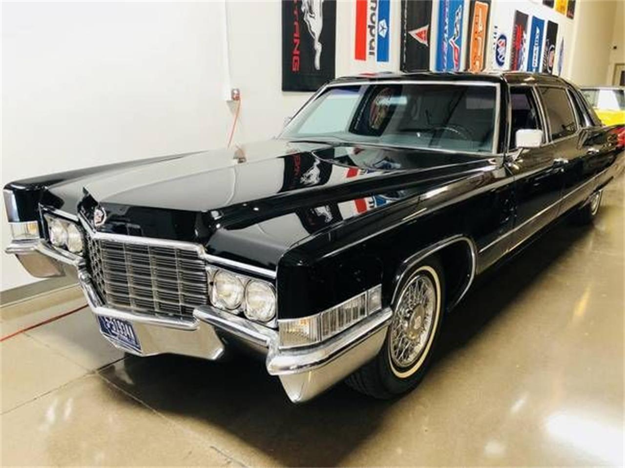 1969 Cadillac Fleetwood for sale in Cadillac, MI – photo 11