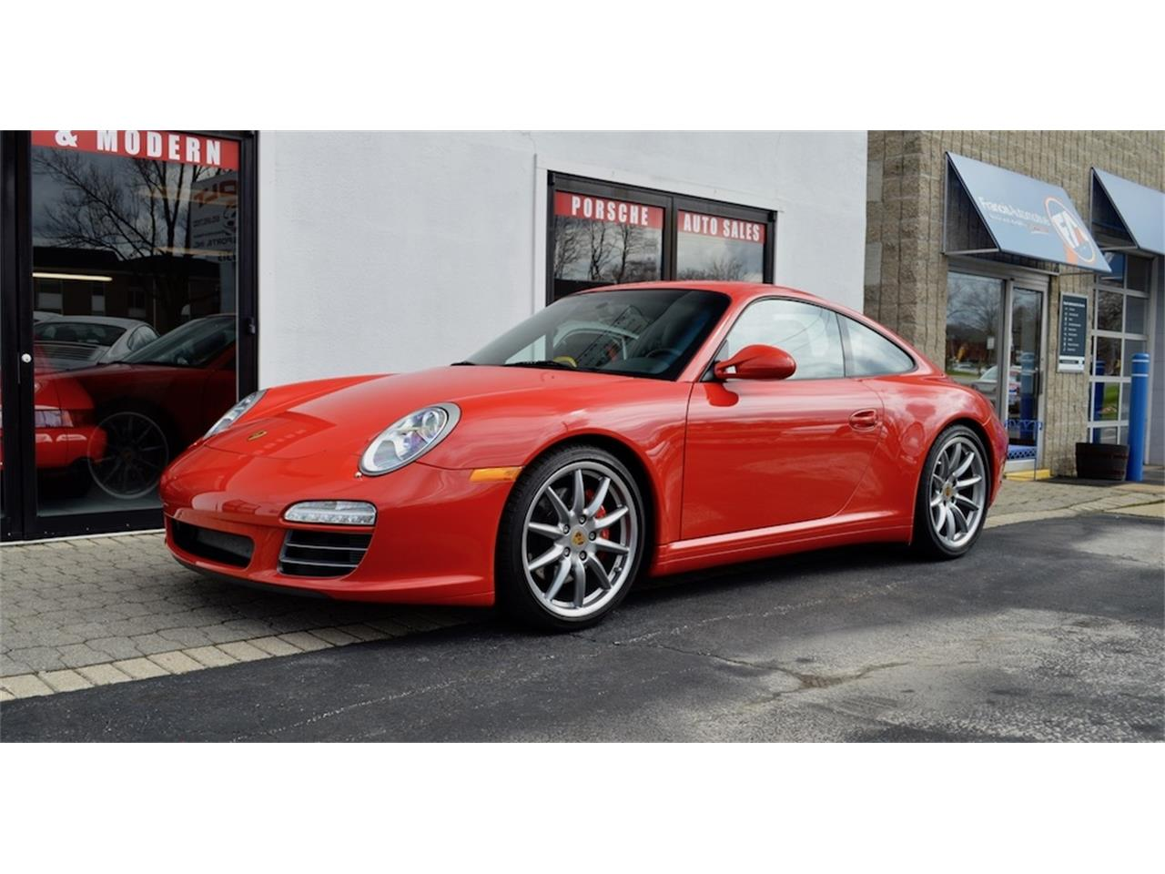 2011 Porsche 911 Carrera 4S for sale in West Chester, PA