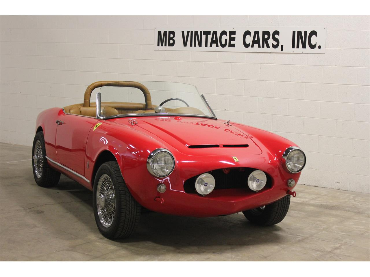 1966 Alfa Romeo Giulietta Spider for sale in Cleveland, OH – photo 2