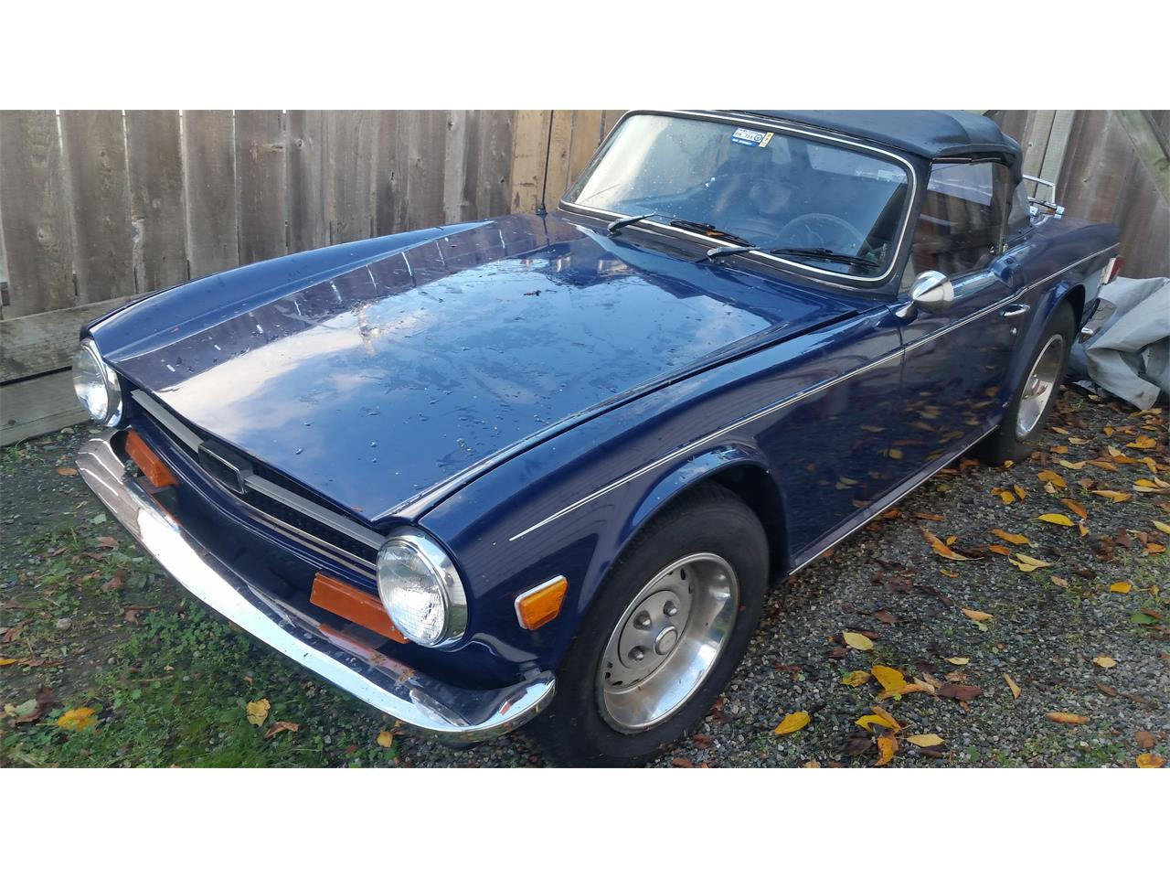1973 Triumph TR6 for sale in Carnation, WA – photo 2