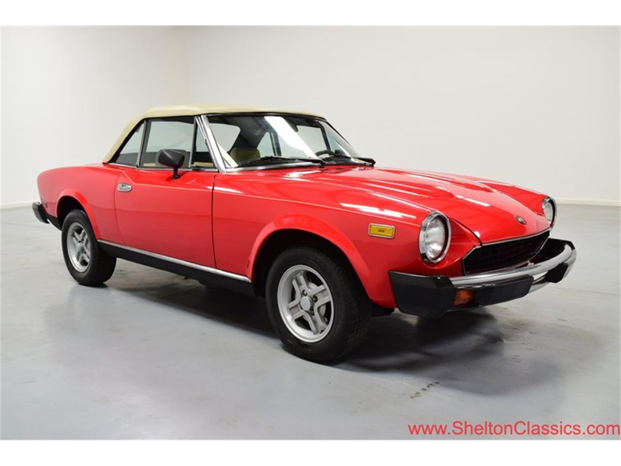 1980 Fiat Spider for sale in Mooresville, NC – photo 2