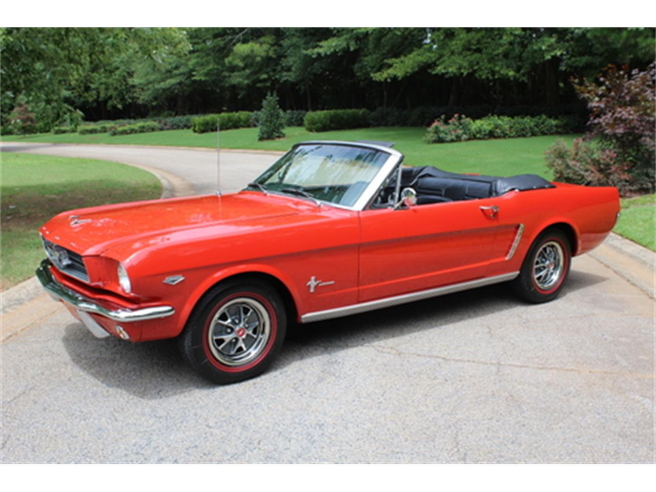 1965 Ford Mustang for sale in Roswell, GA – photo 27