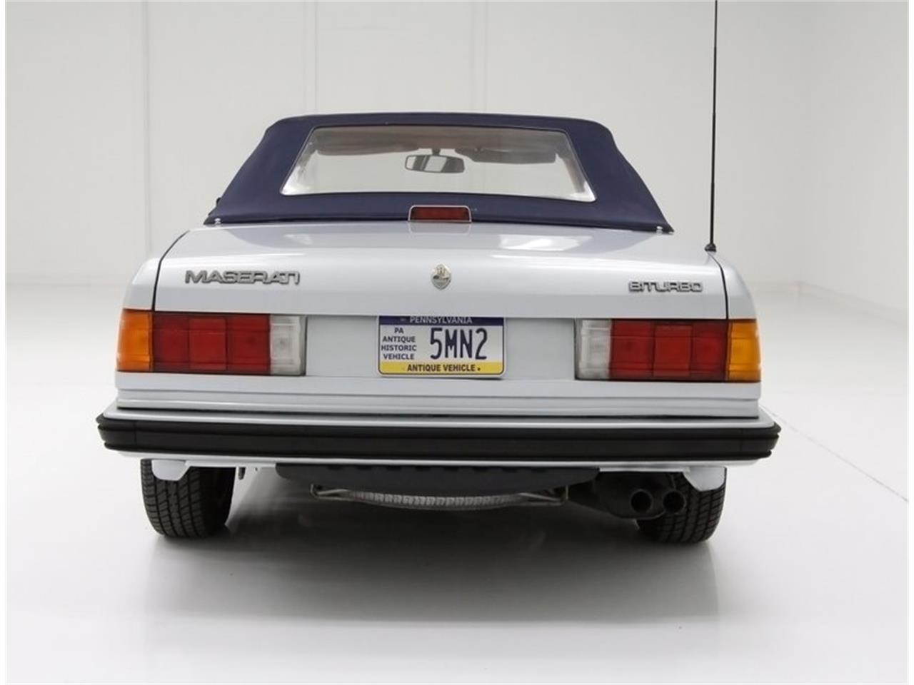 1986 Maserati Biturbo for sale in Morgantown, PA ...