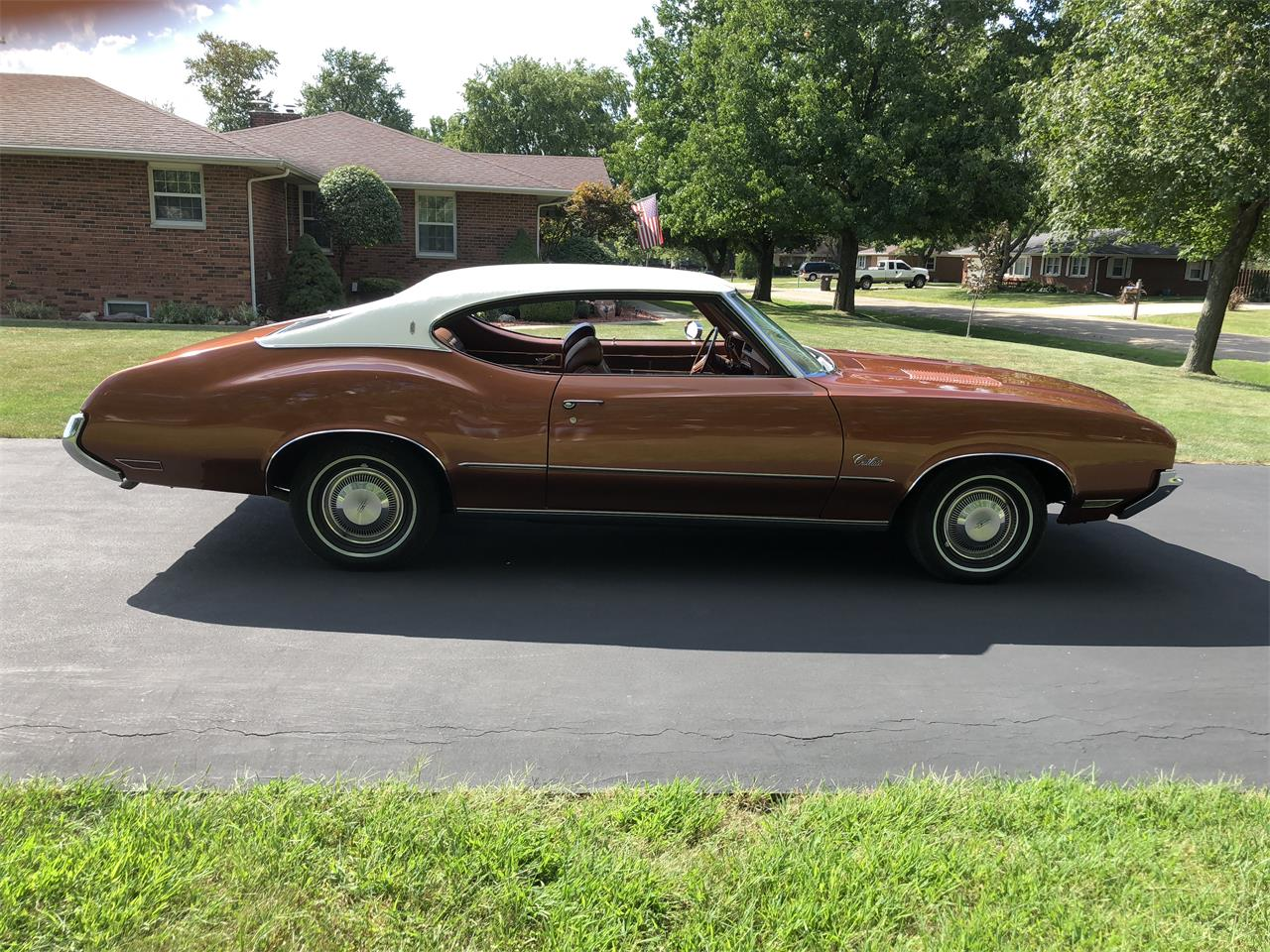 1971 Oldsmobile Cutlass for sale in Fisher, IL – photo 3