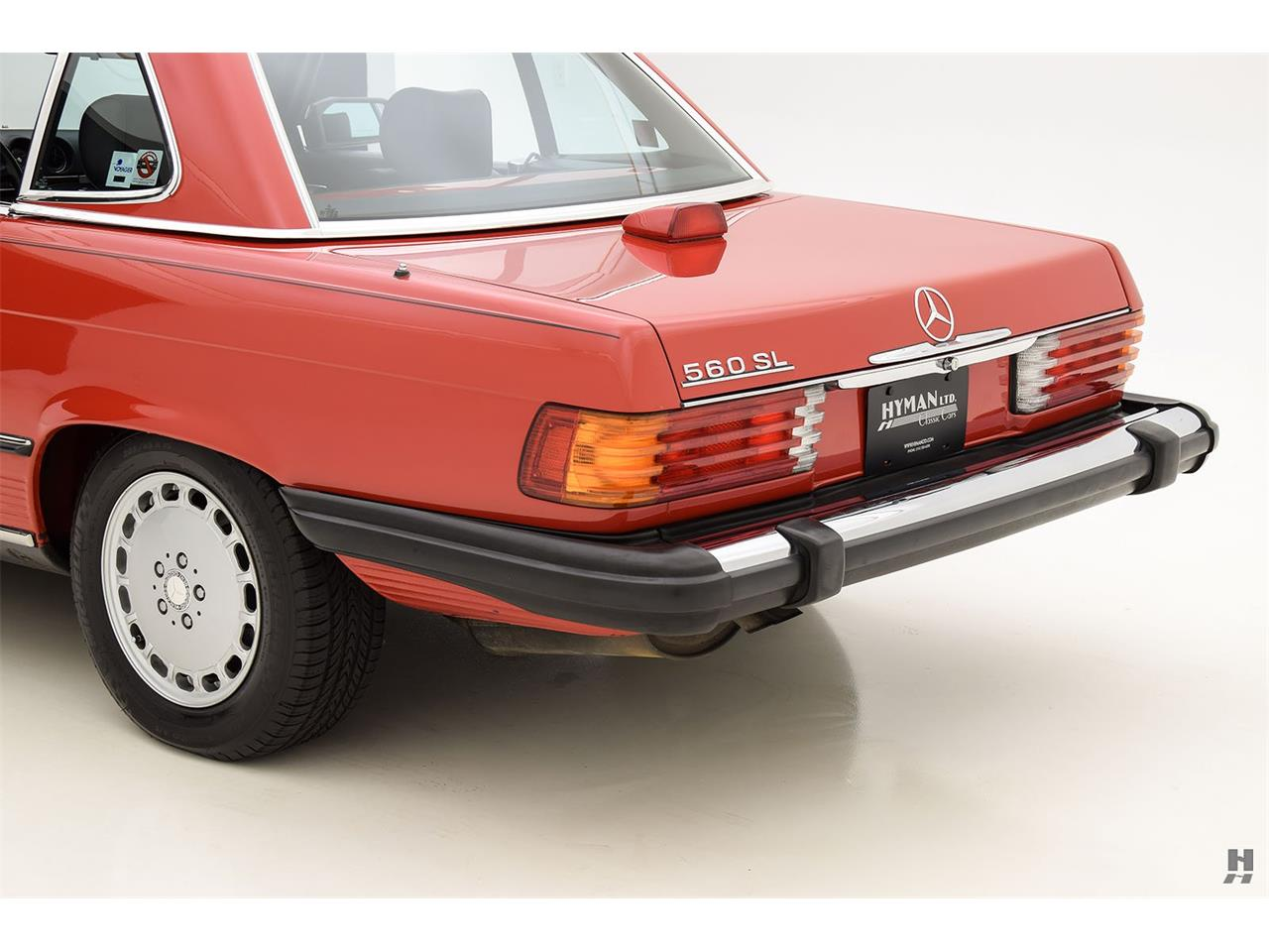 1987 Mercedes-Benz 560SL for sale in Saint Louis, MO – photo 25