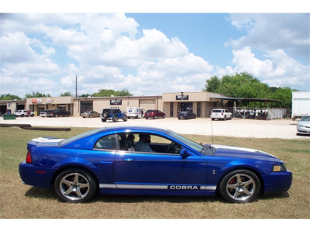2003 Ford Mustang Cobra for sale in Cypress, TX – photo 11