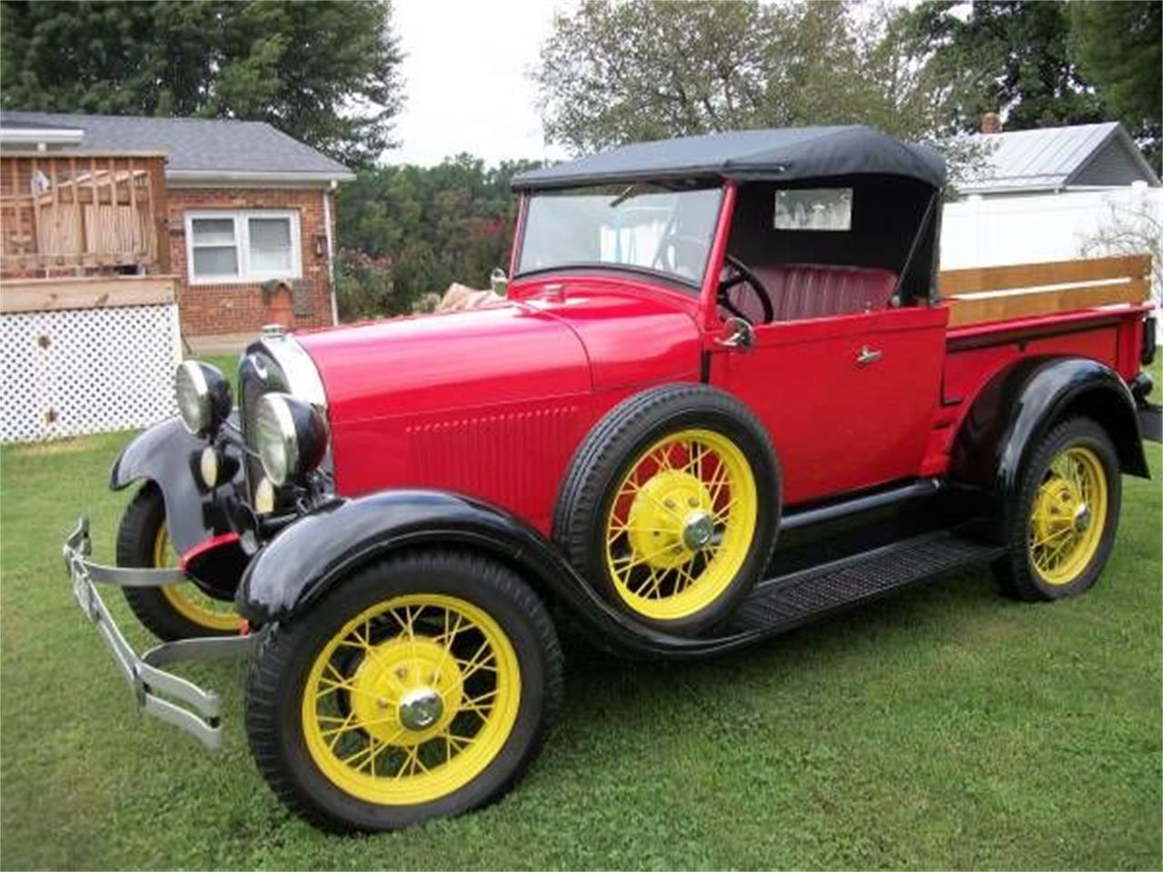 1929 Ford Model A for sale in Cadillac, MI – photo 10