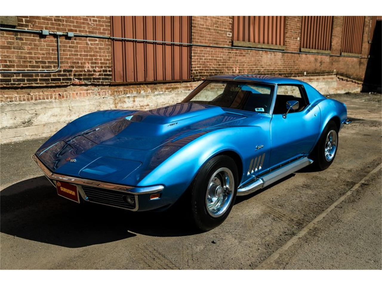 1969 Chevrolet Corvette for sale in Wallingford, CT – photo 17