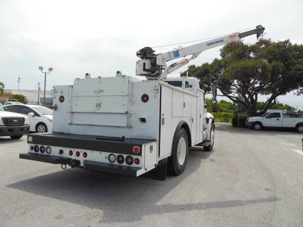 International Tool Utility body *CRANE Truck* MECHANIC SERVICE TRUCK for sale in West Palm Beach, FL – photo 18