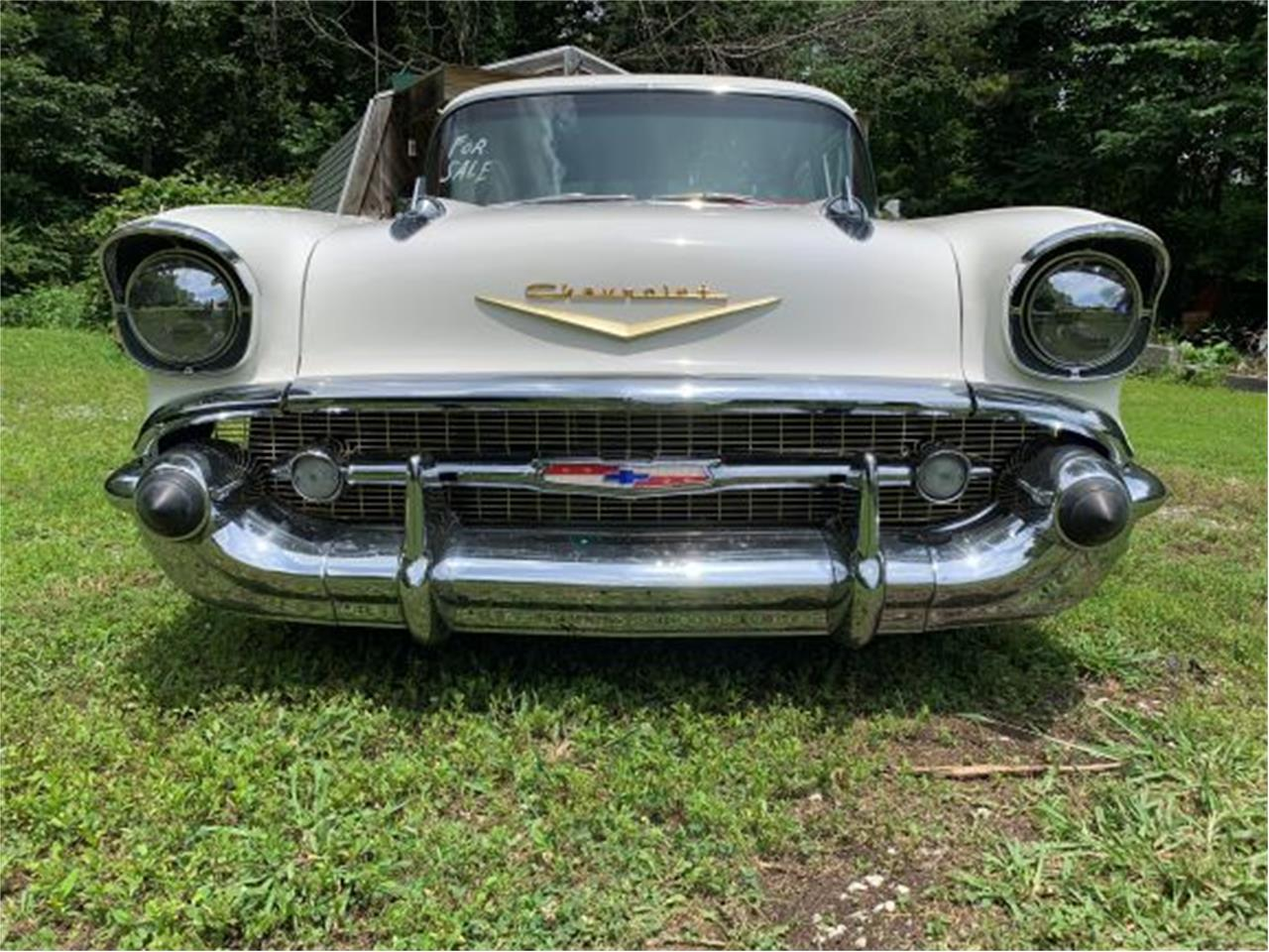 1957 Chevrolet Sedan for sale in Cadillac, MI – photo 20