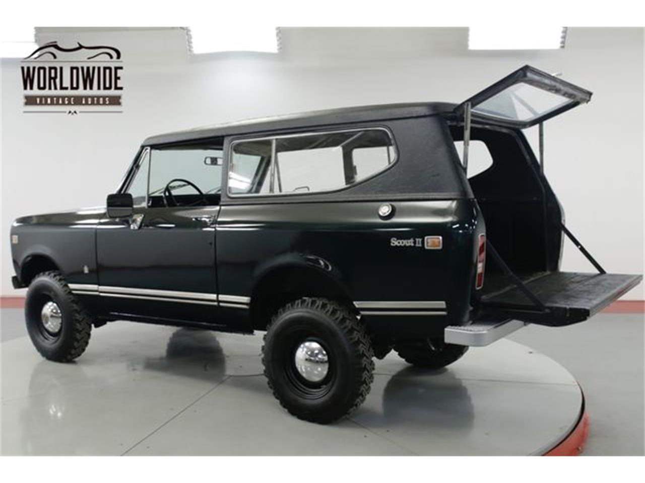 1973 International Scout for sale in Denver , CO – photo 28