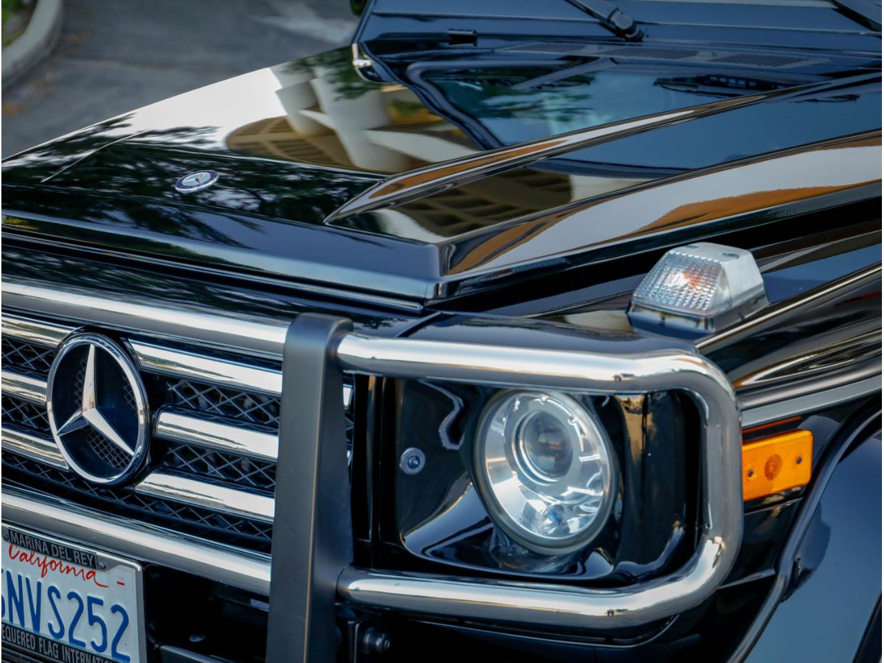 2011 Mercedes-Benz G550 for sale in Marina Del Rey, CA – photo 14