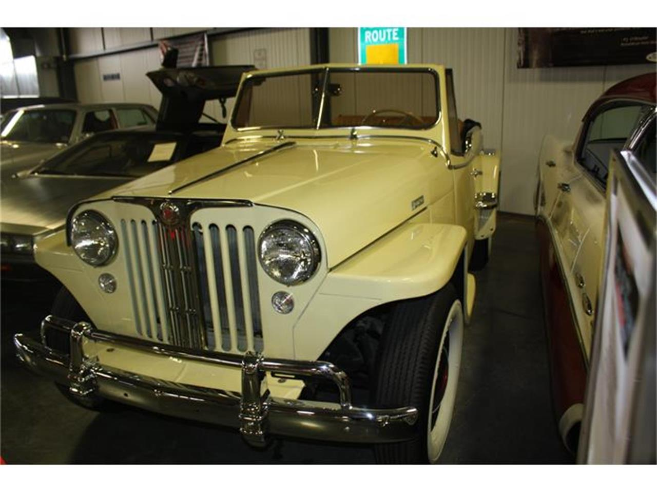 1949 Willys-Overland Jeepster for sale in Branson, MO – photo 15