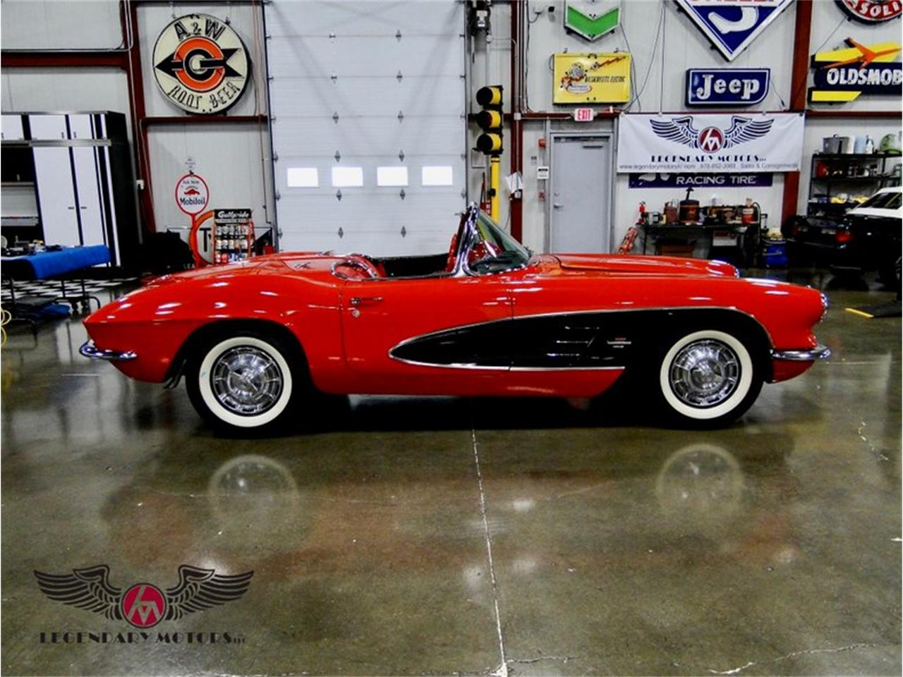 1961 Chevrolet Corvette for sale in Beverly, MA – photo 6