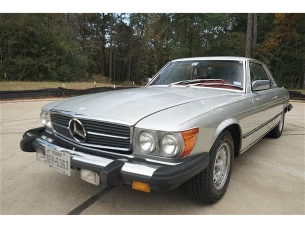 1979 Mercedes-Benz 450SLC for sale in Cadillac, MI – photo 6