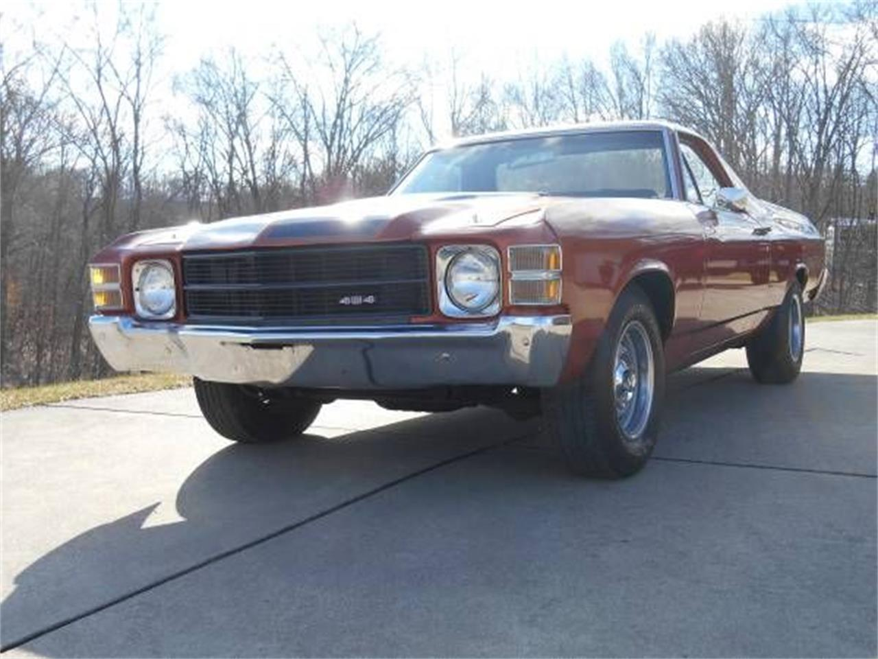 1971 GMC Sprint for sale in Cadillac, MI