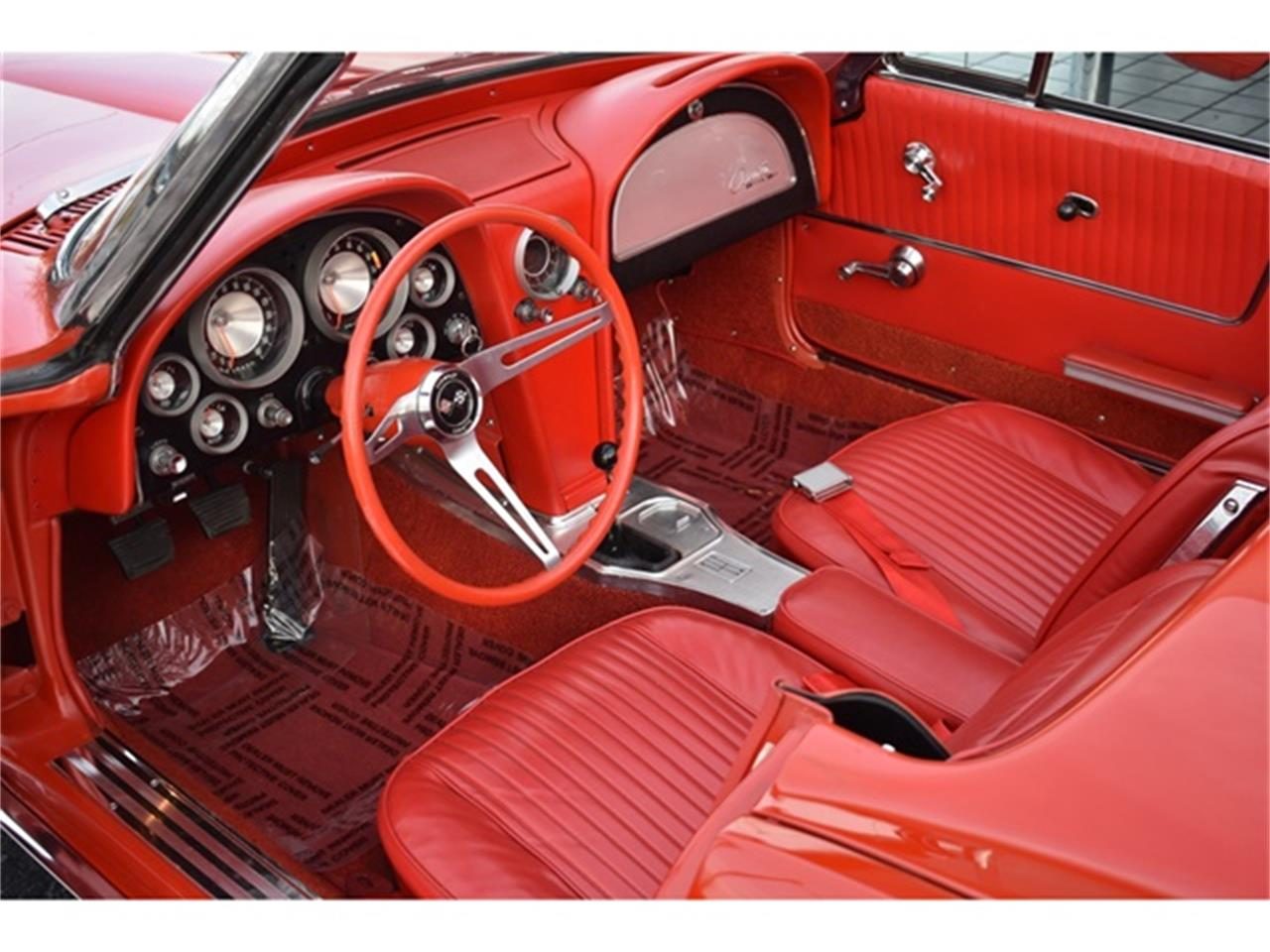 1963 Chevrolet Corvette for sale in Springfield, OH – photo 26