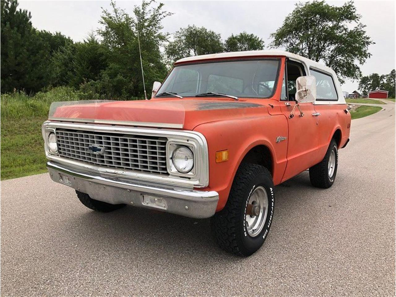 1972 Chevrolet Blazer for sale in Lincoln, NE – photo 7