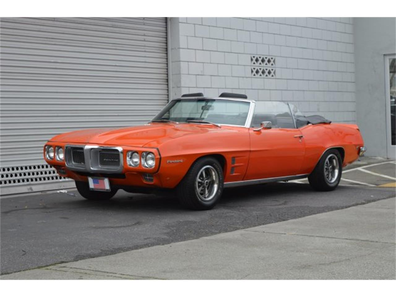 1968 Pontiac Firebird for sale in San Jose, CA – photo 8