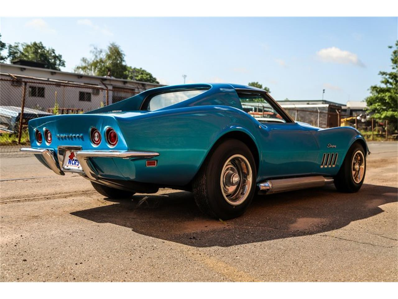 1969 Chevrolet Corvette for sale in Wallingford, CT – photo 3