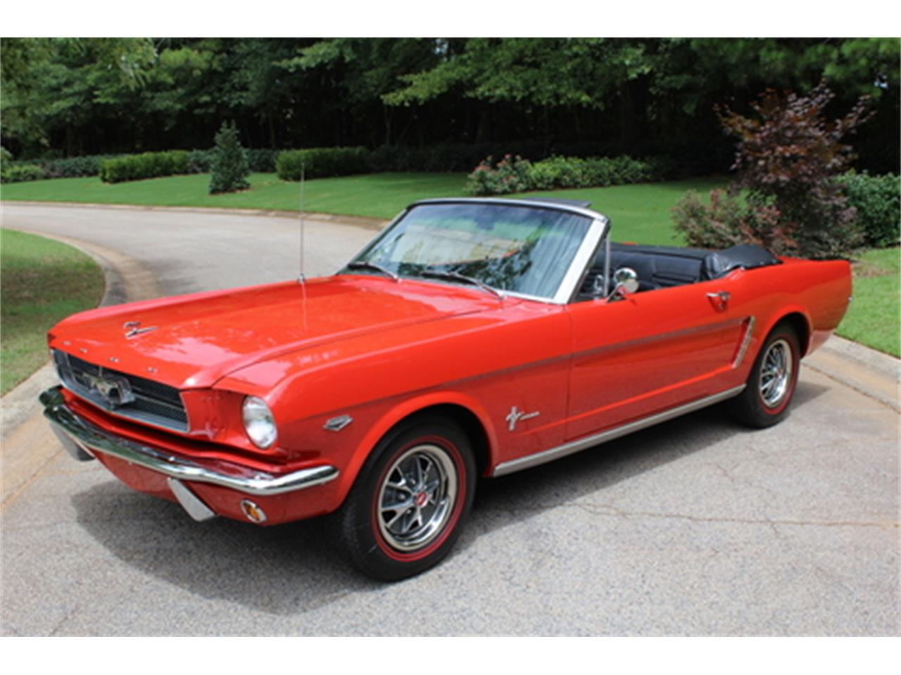 1965 Ford Mustang for sale in Roswell, GA