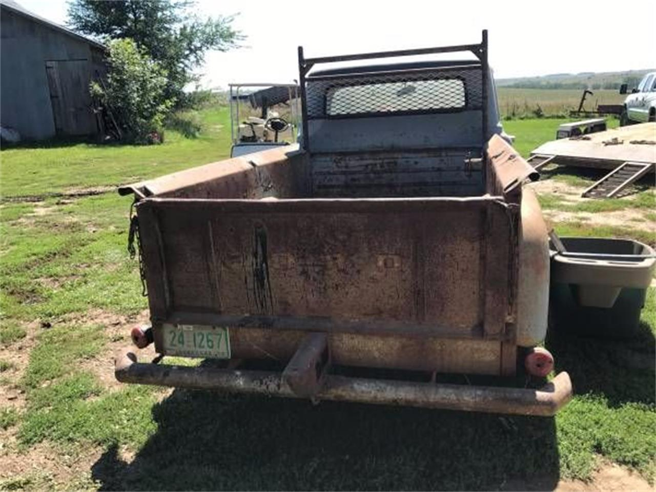1958 Ford F100 for sale in Cadillac, MI – photo 2