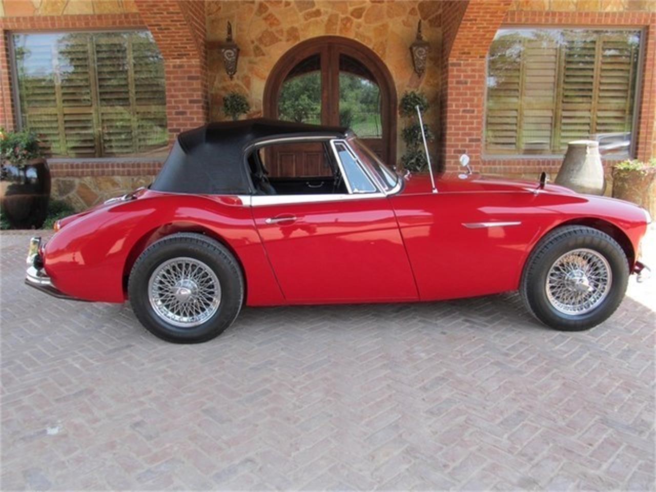 1967 Austin-Healey 3000 for sale in Liberty Hill, TX – photo 6