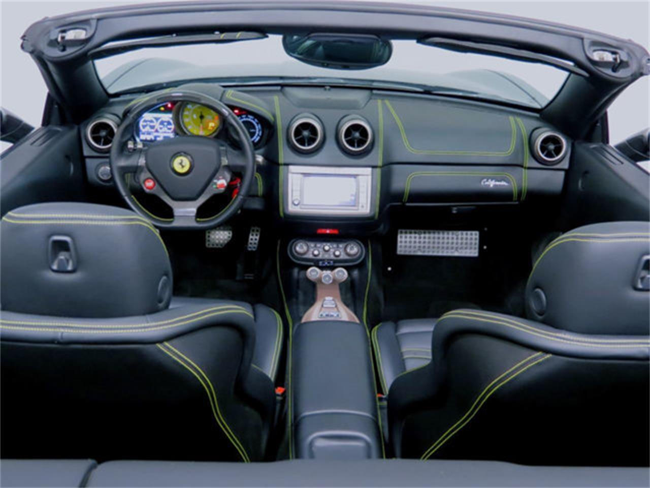 2013 Ferrari California for sale in Burlingame, CA – photo 22
