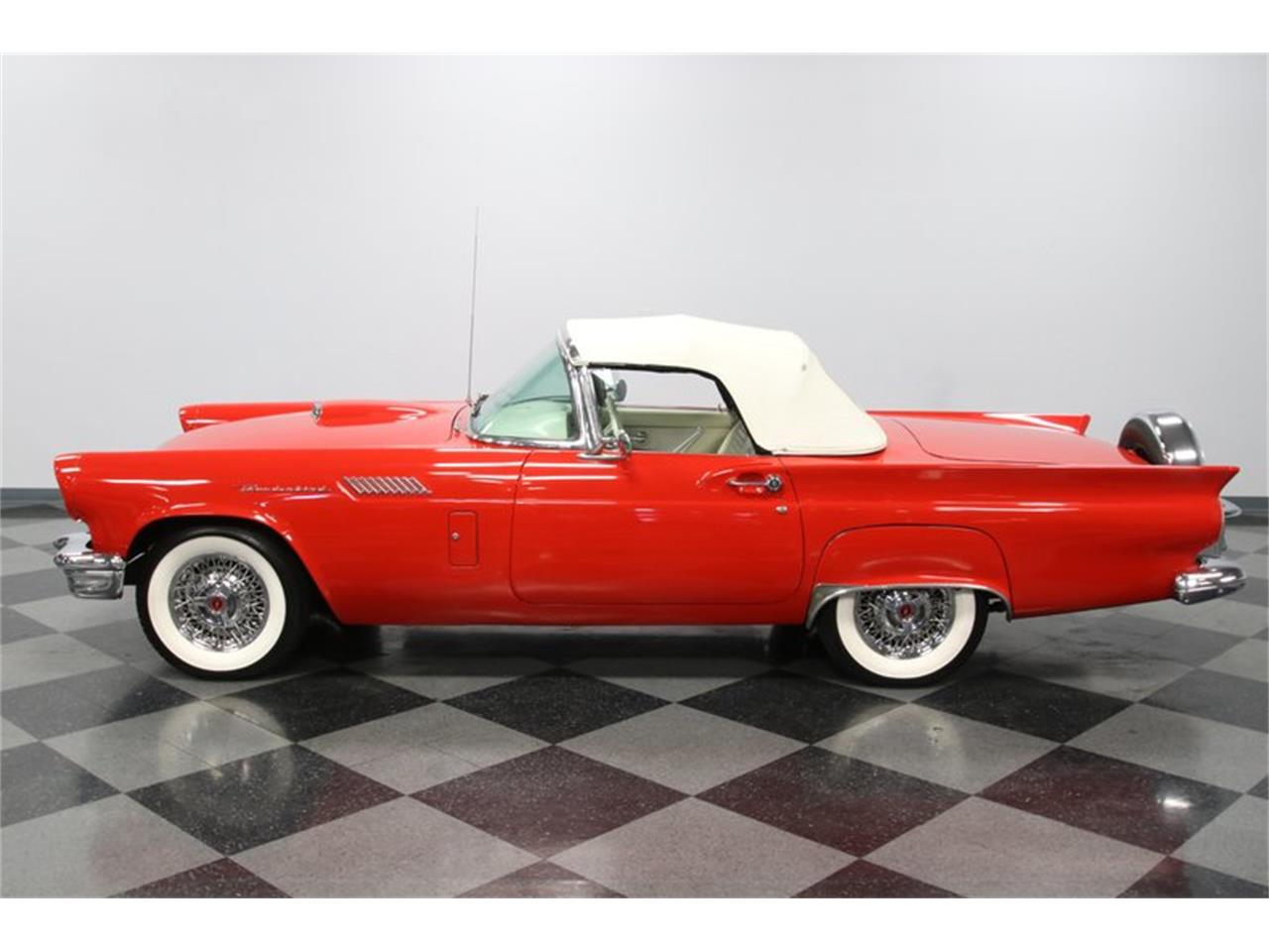 1957 Ford Thunderbird for sale in Concord, NC – photo 21