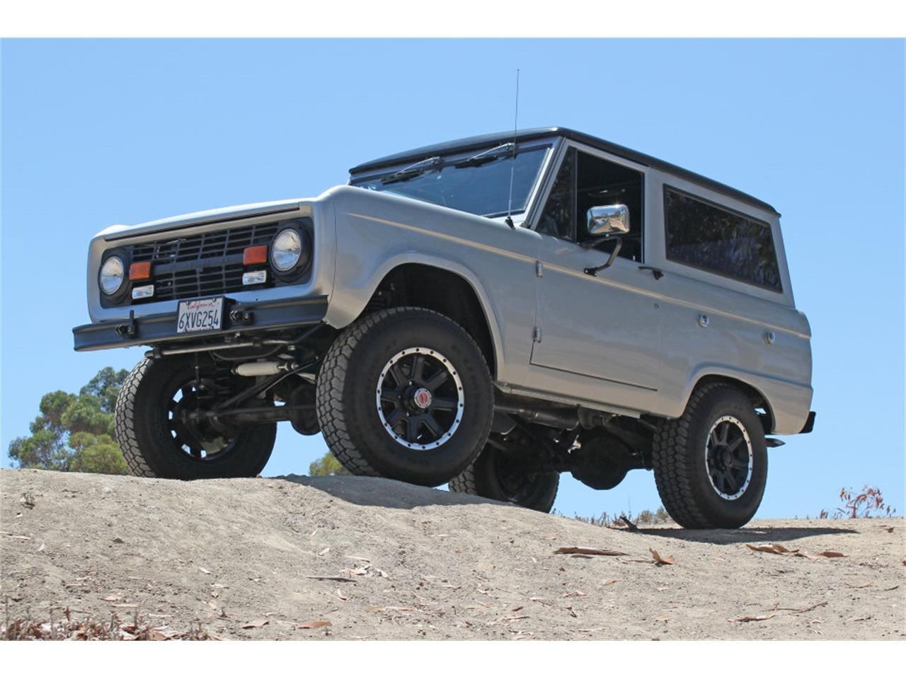 1969 Ford Bronco for sale in San Diego, CA – photo 75