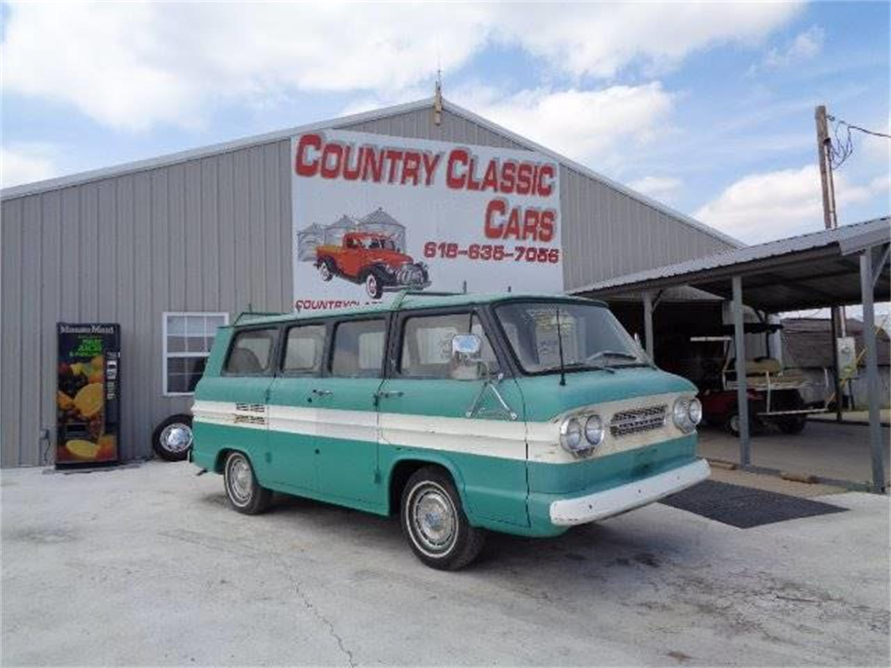 1962 Chevrolet Corvair for sale in Staunton, IL