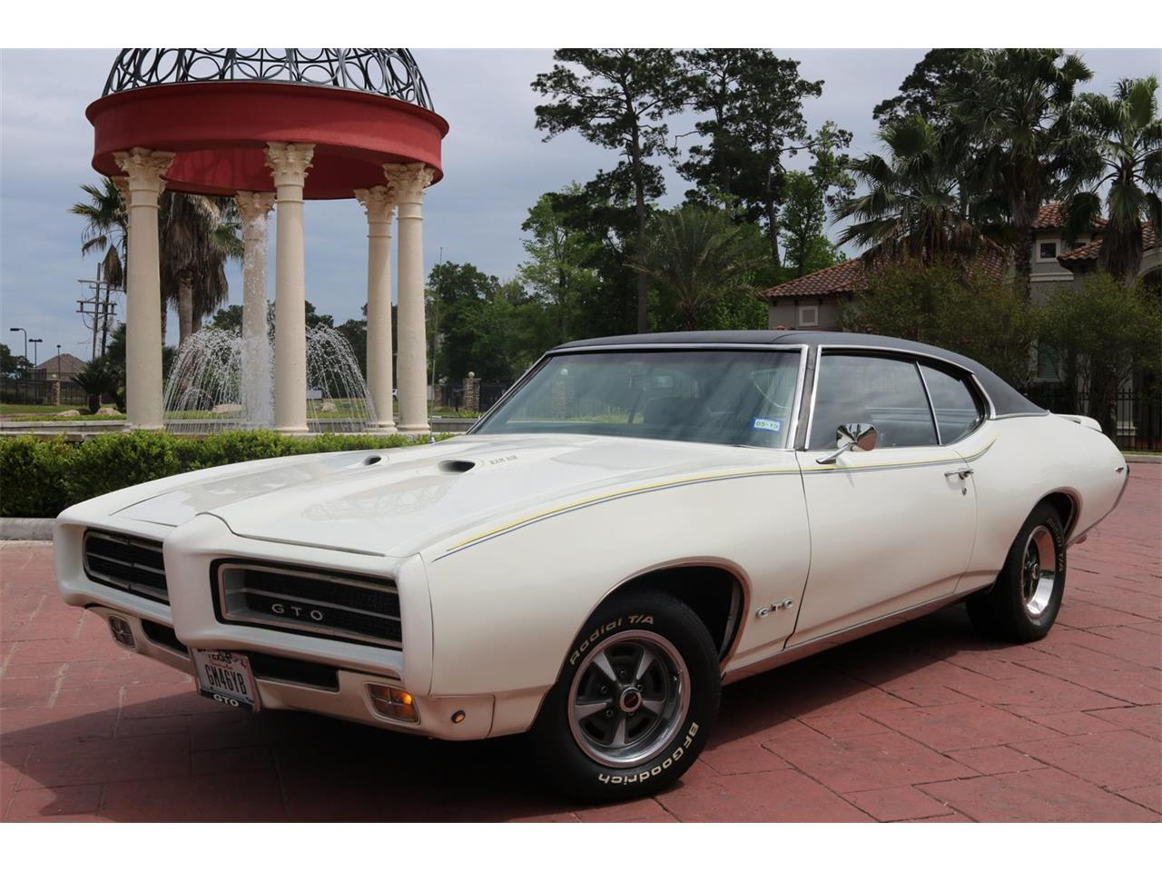 1969 Pontiac GTO for sale in Conroe, TX – photo 33