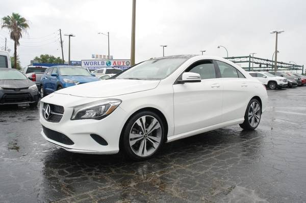 2019 Mercedes-Benz CLA-Class CLA250 $729 DOWN $105/WEEKLY for sale in Orlando, FL – photo 3